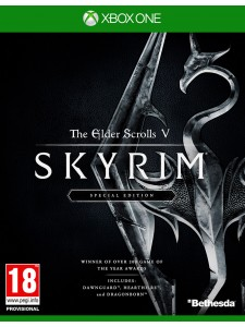 XBOX ONE SKYRIM HD