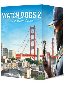 XBOX ONE WATCH DOGS 2 SAN FRANCISCO EDT