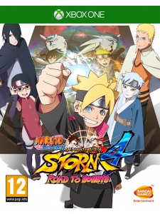 XBOX ONE NARUTO SHIPPUDEN UNS4 : ROAD TO BORUTO