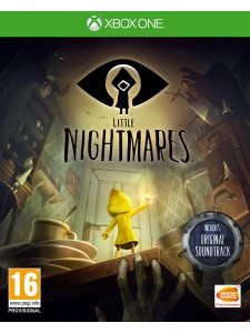 XBOX ONE LITTLE NIGHTMARES