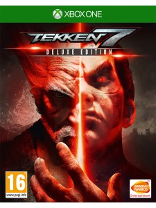 XBOX ONE TEKKEN 7: DELUXE EDITION