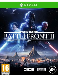 XBOX ONE STAR WARS BATTLEFRONT II