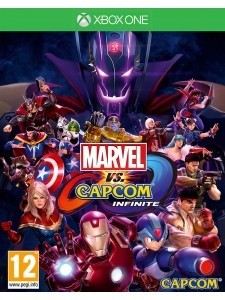 XBOX ONE MARVEL VS CAPCOM: INFINTE