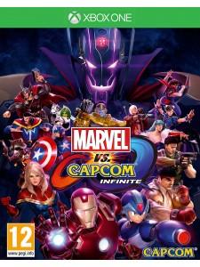 XBOX ONE MARVEL VS CAPCOM: INFINTE