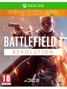 XBOX ONE BATTLEFIELD 1 REVOLUTION EDITION