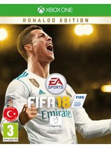 XBOX ONE FIFA 18 RONALDO EDITION