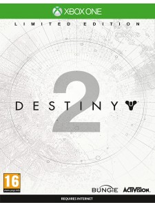 XBOX ONE DESTINY 2 LIMITED EDITION