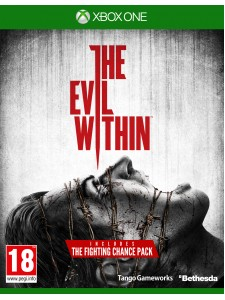 XBOX ONE EVIL WITHIN