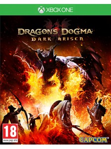 XBOX ONE DRAGONS DOGMA: DARK ARISEN HD