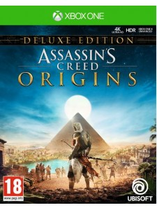XBOX ONE ASSASSINS CREED ORIGINS DELUXE EDT