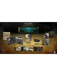 XBOX ONE ASSASSINS CREED ORIGINS COLLECTORS EDT