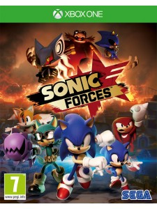 XBOX ONE SONIC FORCES BONUS EDT