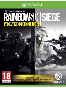 XBOX ONE TOM CLANCY'S RAINBOW SIX SIEGE ADVANCED E