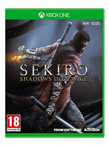 XBOX ONE SEKIRO SHADOWS DIE TWICE