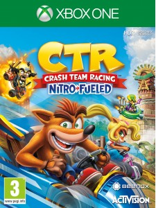 XBOX ONE CRASH TEAM RACING