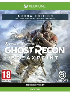 XBOX ONE TOM CLANCY'S GHOST RECON BREAKPOINT AUROA