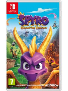 SWITCH SPYRO TRILOGY