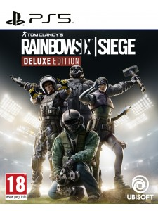 PS5 TOM CLANCY'S RAINBOW SIX SIEGE DELUXE EDITION