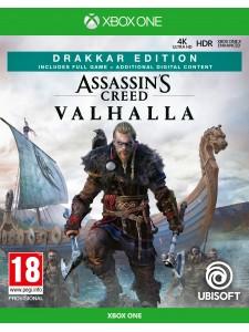 XBOX X ASSASSINS CREED VALHALLA DRAKKER EDT