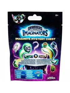 SKYLANDERS IMAGINATORS IMAGINATE MYSTERY CHEST