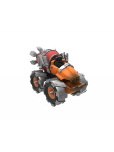 SKYLANDERS SUPERCHARGERS VEHICLE THUMP TRUCK