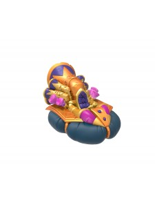 SKYLANDERS SUPERCHARGERS VEHICLE SODA SKIMMER