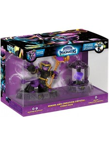 SKYLANDERS IMAGINATORS COMBO MYSTICAT + MAGIC