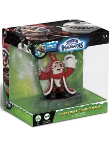 SKYLANDERS IMAGINATORS EXCLUSIVE JINGLE BELL CHOMP
