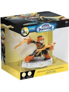 SKYLANDERS IMAGINATORS EXCLUSIVE SOLAR FLARE AUROR