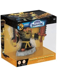 SKYLANDERS IMAGINATORS SENSEI MASTER CHAIN REACTIO