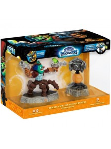 SKYLANDERS IMAGINATORS COMBO DR.KRANKCASE TECH CRY