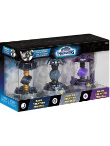 SKYLANDERS IMAGINATORS CRYSTAL DARK + UNDEAD 1 + M