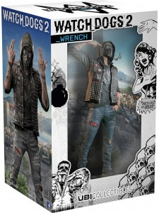WATCH DOGS 2 WRENCH FİGÜR