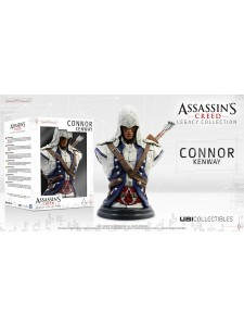 ASSASSINS CREED III CONNOR BUST