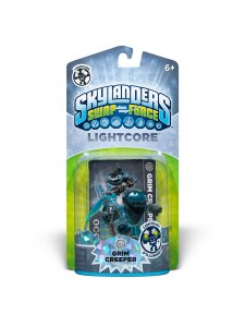SKYLANDERS SWAP GRIM CREEPER LIGHTCORE