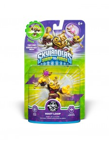 SKYLANDERS SWAP HOOT LOOP SWAP