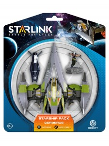 STARLINK CERBERUS STARSHIP PACK EXCLUSIVE