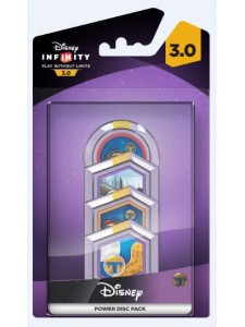 DISNEY INFINITY 3.0 TOMORROWLAND POWER DISC