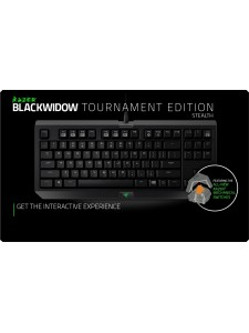 RAZER BLACKWIDOW TOURNAMENT STEALTH 2014 US