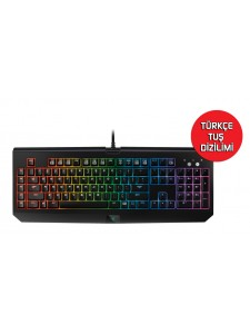 RAZER BLACKWIDOW CHROMA KLAVYE TR