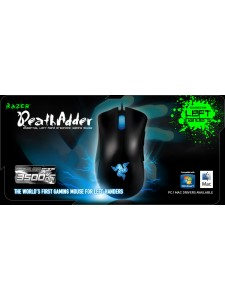 RAZER DEATHADDER LEFT HAND ED. MOUSE - OUTLET