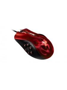 Razer Naga Hex Kirmizi Lazer Oyun Mouse Outlet
