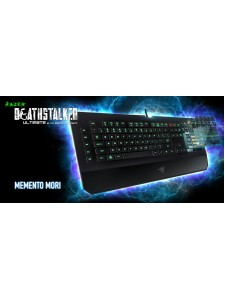 RAZER DEATHSTALKER ULTIMATE US KLAVYE - OUTLET