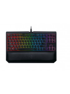 RAZER BLACKWIDOW TE CHROMA V2 YELLOW SWITCH-OUTLET