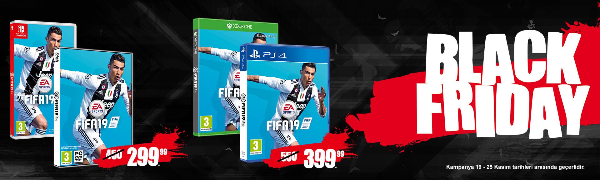EA Black Friday Kampanyası