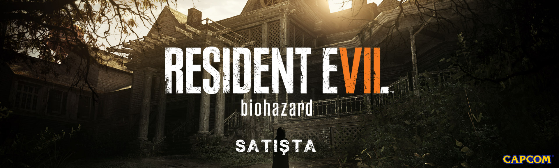 Resident Evil 7 Satışta!
