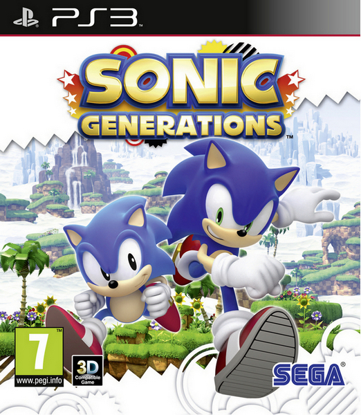 sonic games ps3