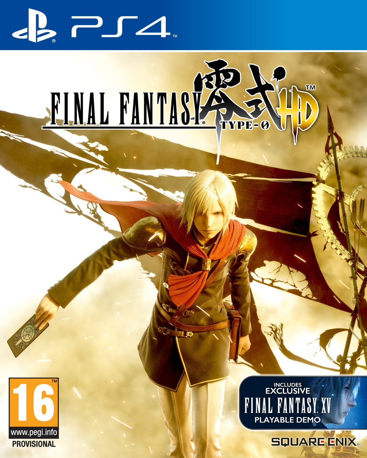 PS4 FINAL FANTASY TYPE 0 HD